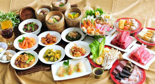 台南大飯店-中餐廳(府城食選任意點)