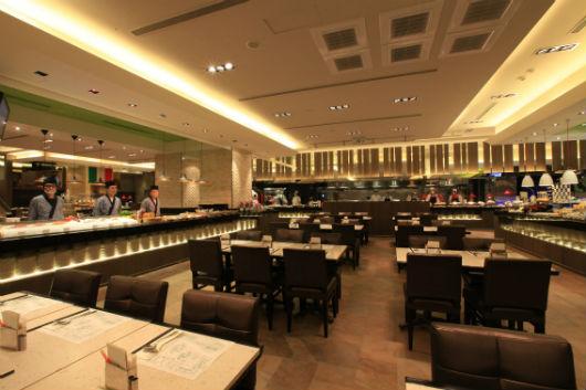 TOP自助餐 - 大八大飯店