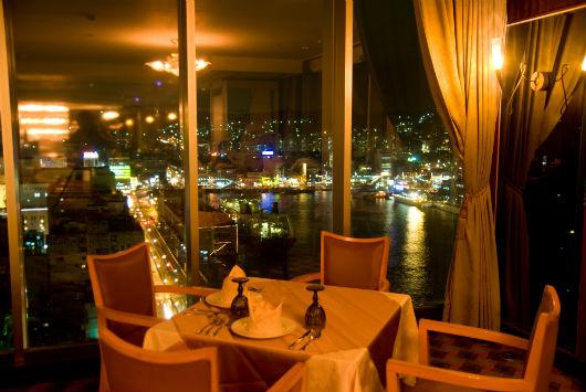 19F咖啡廳-長榮桂冠酒店(基隆)