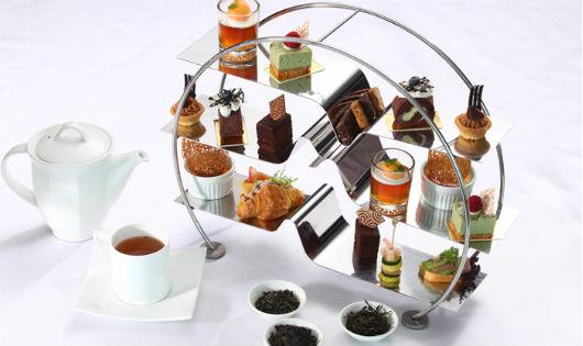 大廳茶軒1F-台南香格里拉遠東國際大飯店