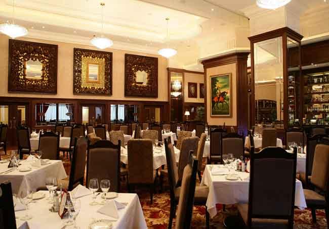 勞瑞斯耶誕繽紛餐 - Lawry's 勞瑞斯牛肋排餐廳