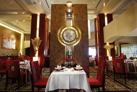 清新溫泉飯店-天地一家(中式餐廳)