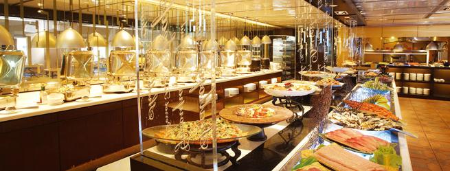 清新溫泉飯店-新采西餐廳