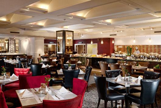 波麗露西餐廳-華王大飯店