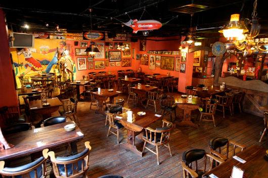冒煙的喬Smokey Joe's美式墨西哥餐廳(忠孝店)
