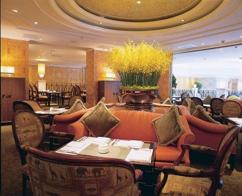 茶苑-台北君悅酒店Grand Hyatt Taipei
