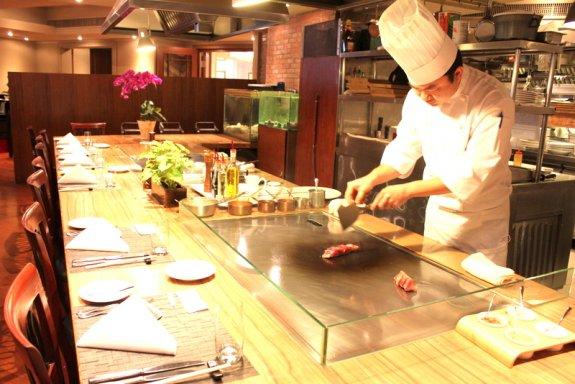 SONOMA Grill Steak & Teppanyaki-帝國牛排館