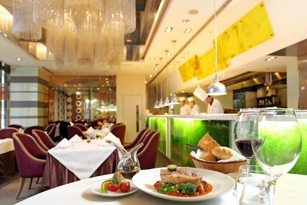 丹耶澧義大利餐廳-The Westin Taipei 台北威斯汀六福皇宮