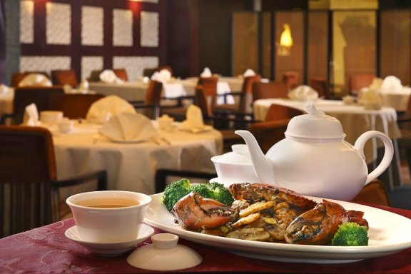 留園上海料理-The Westin Taipei 台北威斯汀六福皇宮
