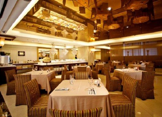 伯品廊西餐廳-神旺大飯店