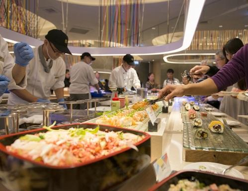 漢來海港餐廳-桃園店 (台茂購物中心 6F)
