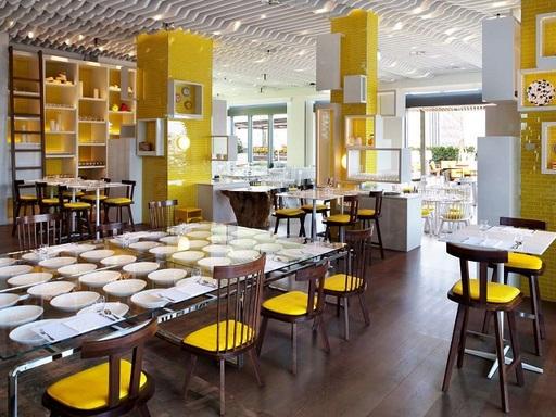 the kitchen table 西餐廳-台北 W 飯店 W Taipei