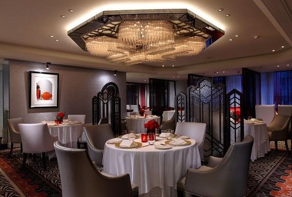 巴黎廳1930 - 台北亞都麗緻大飯店