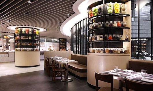 MARKET CAFE' - 台北國賓大飯店