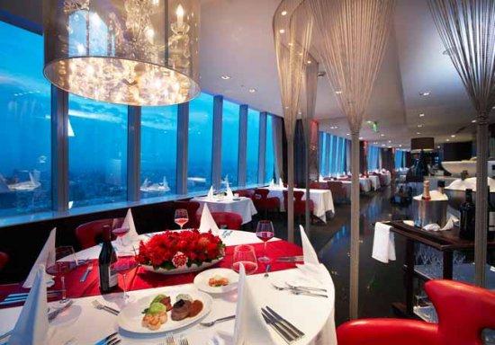 頂餐廳 - Hotel ONE台中亞緻大飯店