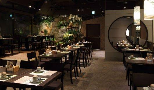 寬心園精緻蔬食料理(台北世貿店)