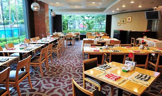 咖啡廳-長榮桂冠酒店(台中)
