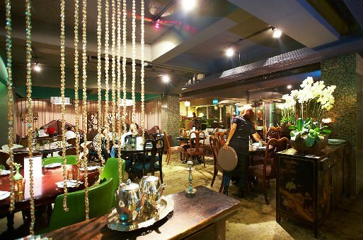 FIFI茶酒沙龍-常玉廳