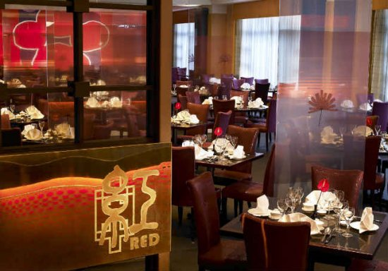 紅餐廳 RED - 台北中和福朋酒店(喜來登集團管理)