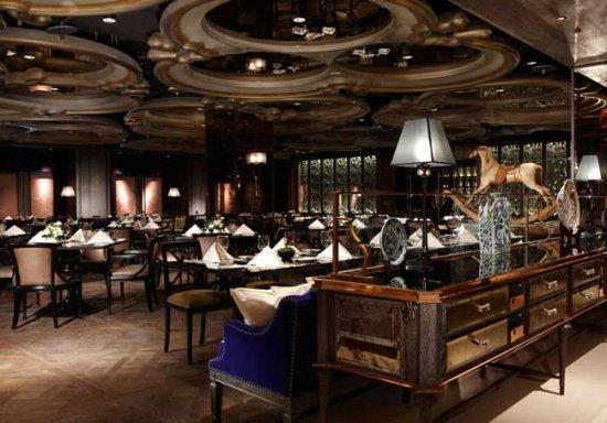 雲軒西餐廳 La Rotisserie - 君品酒店