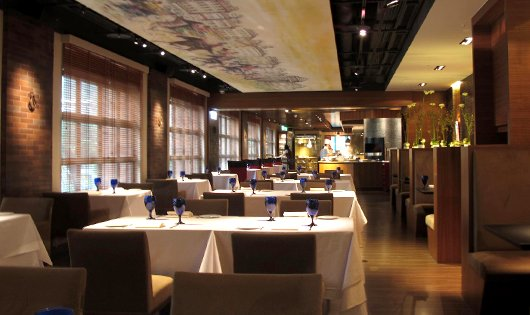 la FESTA 義大利餐廳 - 維多麗亞酒店